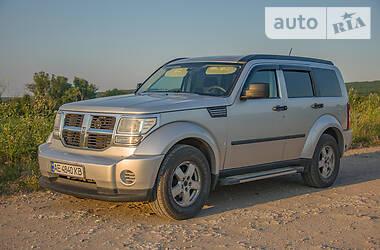 Позашляховик / Кросовер Dodge Nitro 2007 в Кам'янському