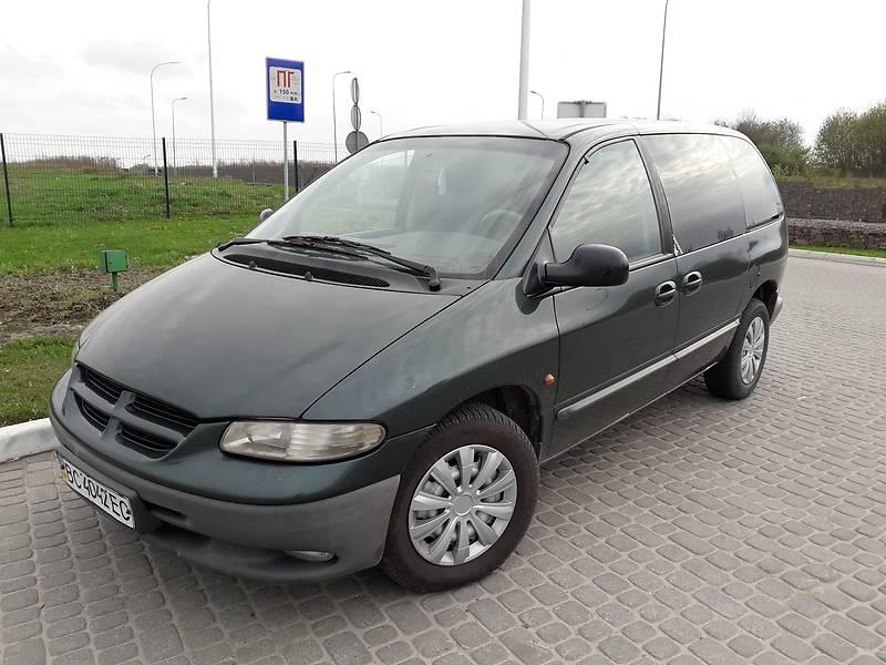 Dodge Ram Van 2000 в Львове
