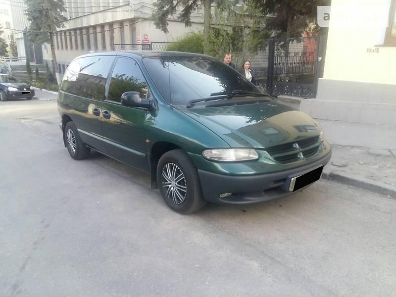 Dodge Ram Van 1998 в Виннице