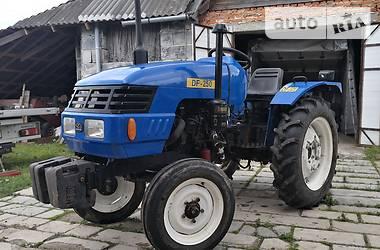 Трактор сільськогосподарський Dongfeng DF-250 2008 в Івано-Франківську