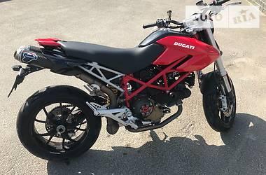 Ducati Hypermotard 2012