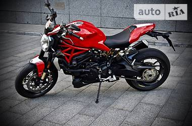 Ducati Monster 1200 R EXCLUSIVE