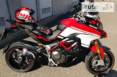 Ducati Multistrada 1200S 2016 в Киеве