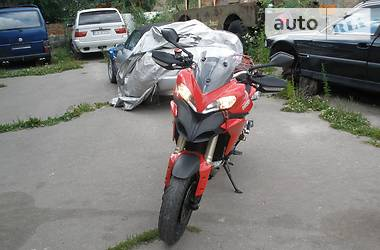 Ducati Multistrada 2014 в Виннице