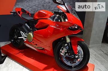 Ducati Panigale 2013 в Львове
