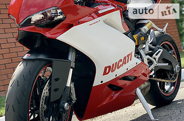 Ducati Panigale 2017 в Киеве
