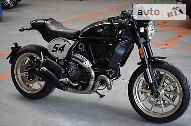 Ducati Scrambler Сafe Racer 2017