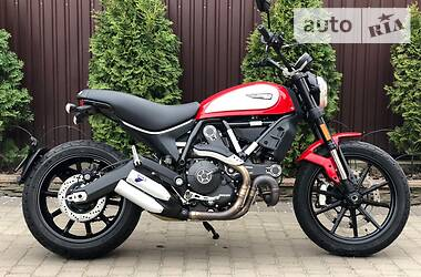 Ducati Scrambler 2017 в Киеве