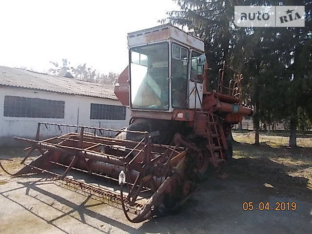 Енисей 1200 1991 в Згуровке
