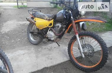 Мотоцикл Кросс Eriskay Mangust 2010 в Рахове
