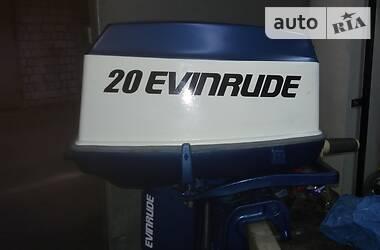 Evinrude 20 hp 1985 в Львові