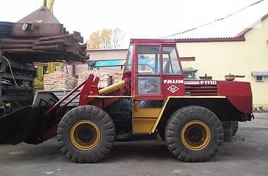 Faun 1310 1996 в Киеве