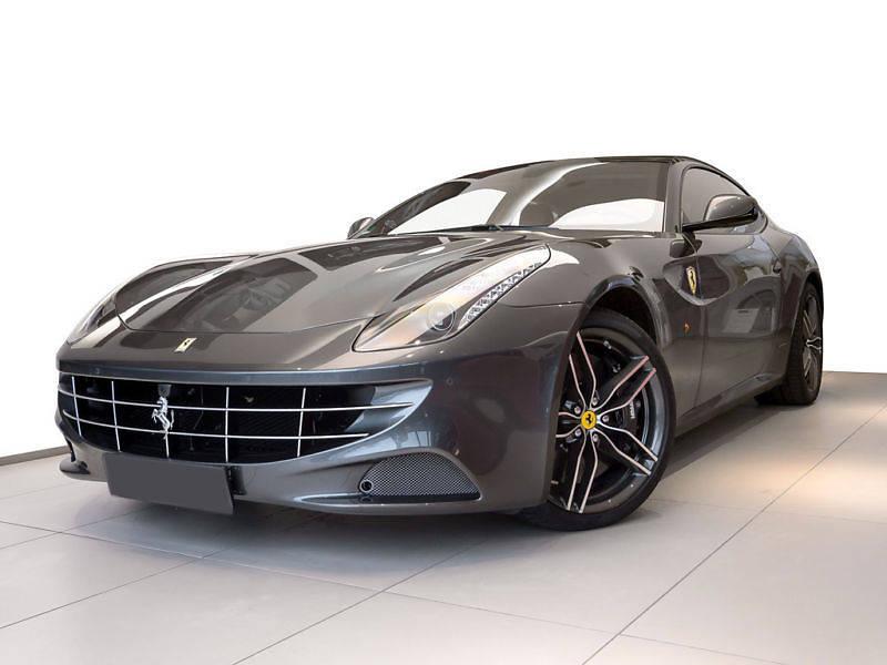 Ferrari FF 2018 року