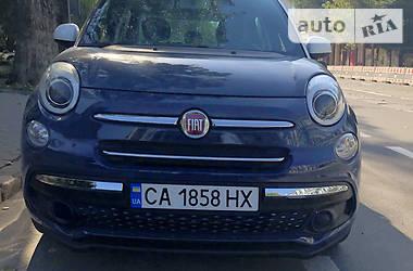 Fiat 500 L 2018 в Киеве