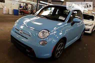 Fiat 500 2015 в Киеве