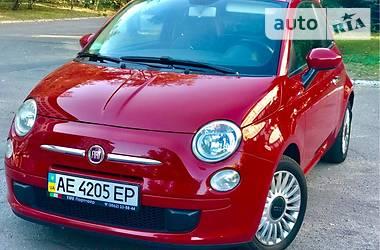 Fiat 500 2008 в Днепре