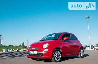 Купе Fiat 500 2008 в Днепре
