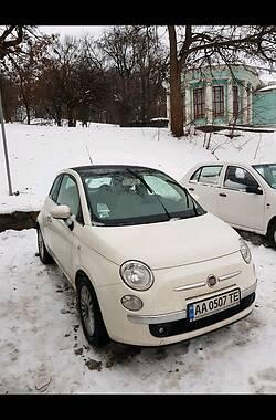 Fiat 500 2010 в Киеве