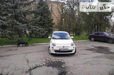 Fiat 500 2014 в Днепре