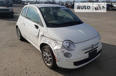 Fiat 500C 2012 в Киеве