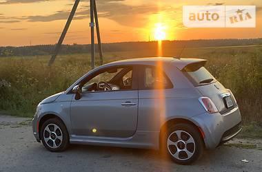 Fiat 500e 2015 в Полтаве