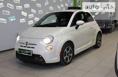 Fiat 500e 2013 в Киеве