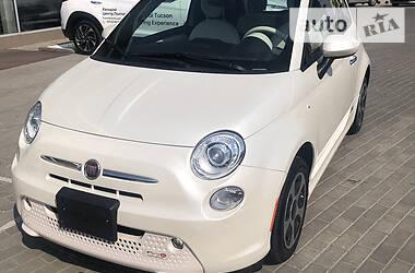 Fiat 500е 2017 в Полтаве