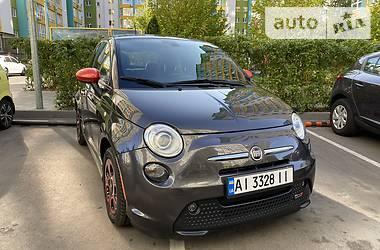 Fiat 500е 2016 в Киеве