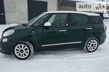 Fiat 500L 2013 в Тернополе