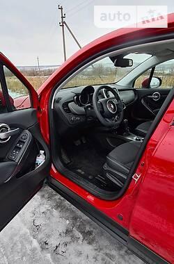 Позашляховик / Кросовер Fiat 500X 2017 в Харкові