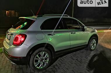 Позашляховик / Кросовер Fiat 500X 2015 в Мелітополі