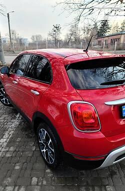Хэтчбек Fiat 500X 2017 в Харькове