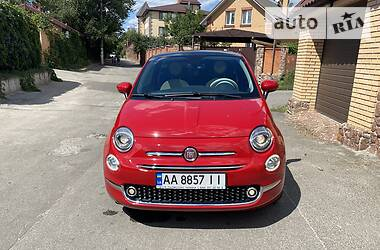 Fiat Cinquecento 2017 в Киеве