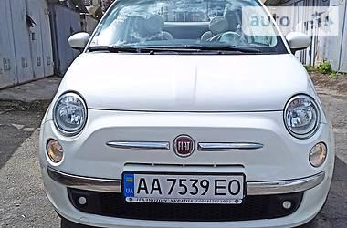 Кабриолет Fiat Cinquecento 2012 в Киеве