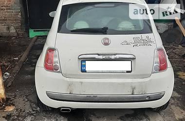 Хэтчбек Fiat Cinquecento 2011 в Киеве