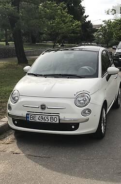 Хетчбек Fiat Cinquecento 2013 в Миколаєві