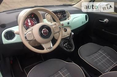 Хэтчбек Fiat Cinquecento 2015 в Черкассах
