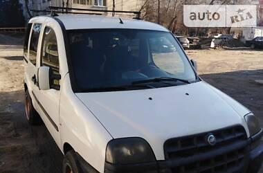 Универсал Fiat Doblo груз.-пасс. 2005 в Львове