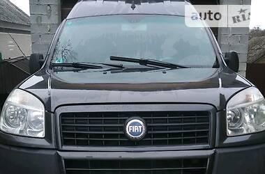 Fiat Doblo груз.-пасс. 2007 в Чемеровцах