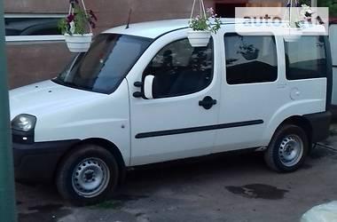 Fiat Doblo груз.-пасс. 2003 в Полтаве