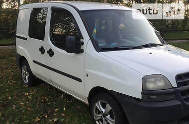 Fiat Doblo груз.-пасс. 2001 в Ратным