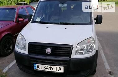 Fiat Doblo груз.-пасс. 2010 в Петропавловской Борщаговке