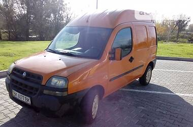 Fiat Doblo груз. 2003 в Дубно
