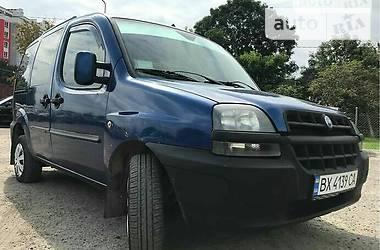 Fiat Doblo груз. 2002 в Львове