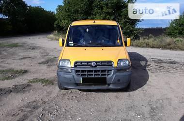 Fiat Doblo груз. 2001 в Николаеве