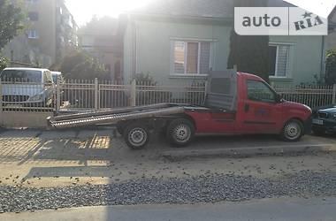 Fiat Doblo груз. 2014 в Чопі