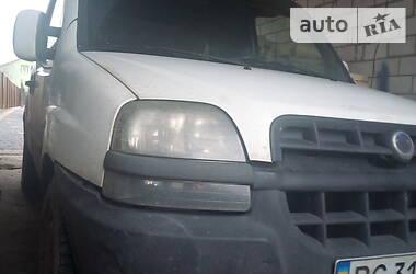 Fiat Doblo груз. 2003 в Каменке-Бугской