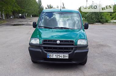 Fiat Doblo груз. 2005 в Новой Каховке