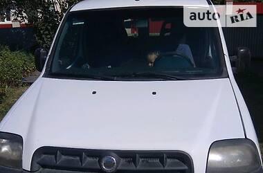 Fiat Doblo груз. 2002 в Баре