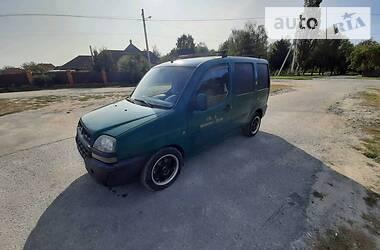 Fiat Doblo груз. 2002 в Полонном